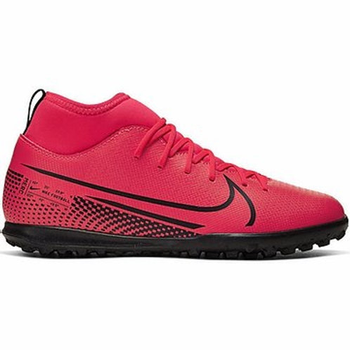 NIKE SUPERFLY 7 CLUB TURF JUNIOR AT8156-606