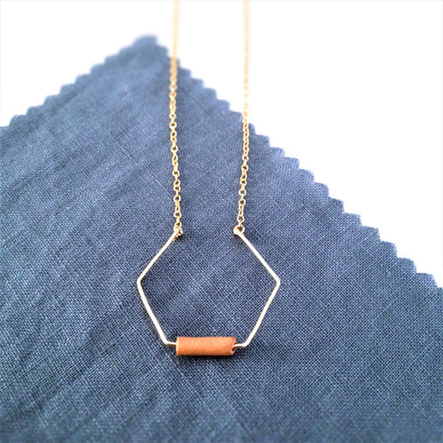 Collier Nature