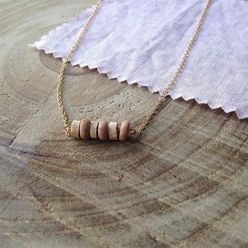bijoux argile terracotta