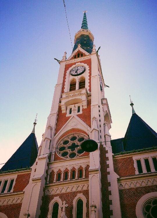 地元ルター教会