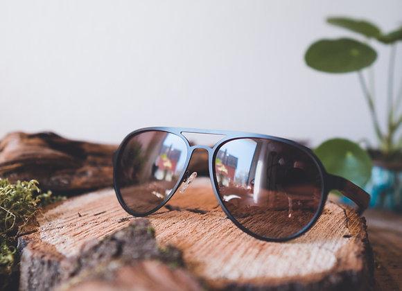 Laimer Holz-Sonnenbrille Haro