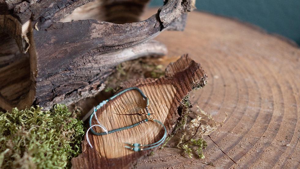 Armband Jade Hämatit