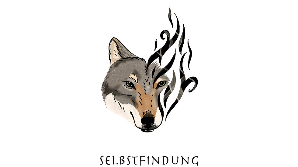 Allgäuer Räucherwerk Selbstfindung - Wolf
