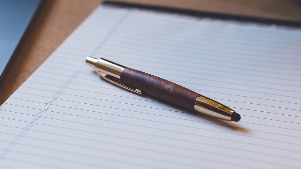 Kugelschreiber Vesper Touch