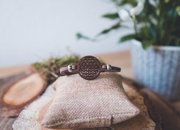 Eydl Armband Blume des Lebens