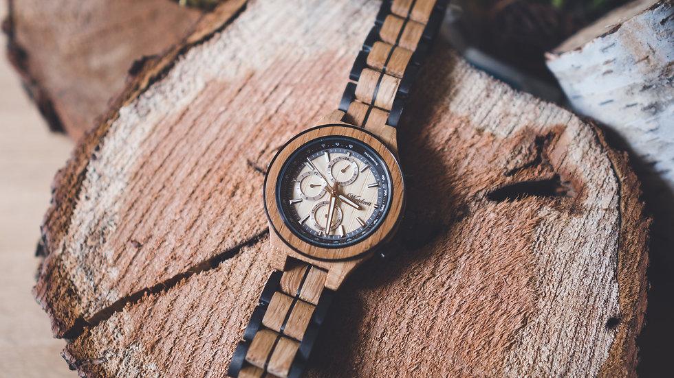 Waidzeit Chronograph Barrique Muscat
