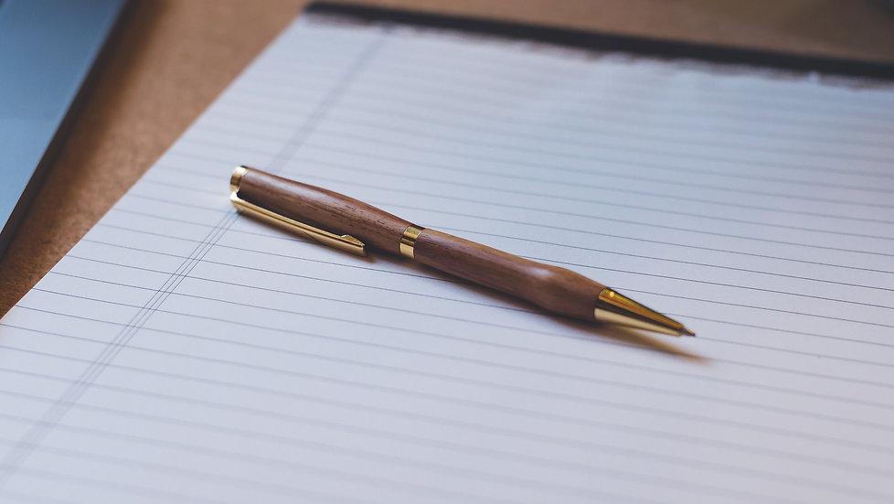 Kugelschreiber Fancy Gold