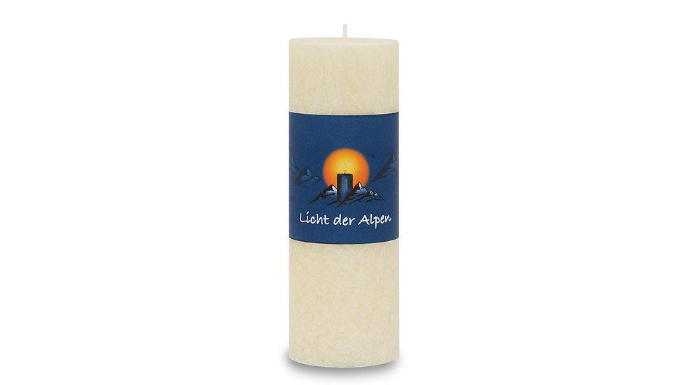 Heilkräuterkerze - Licht der Alpen - Die Sanfte