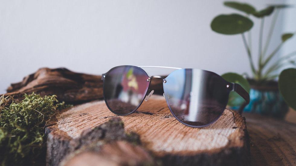 Laimer Holz-Sonnenbrille Carl