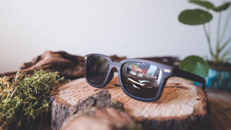 Laimer Holz-Sonnenbrille Hubert