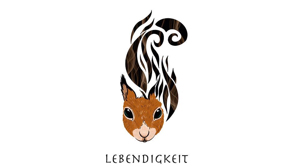 Allgäuer Räucherwerk Lebendigkeit - Eichhörnchen