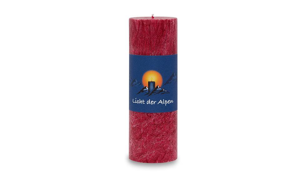 Heilkräuterkerze - Licht der Alpen - Die Wärmende