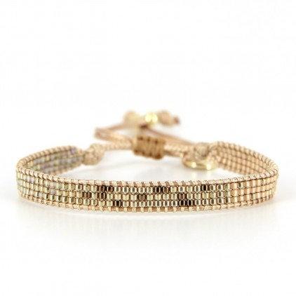 Bracelet (20) perles de Miyuki
