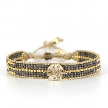 Bracelet (25) perles de Miyuki