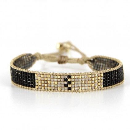 Bracelet (30) perles de Miyuki