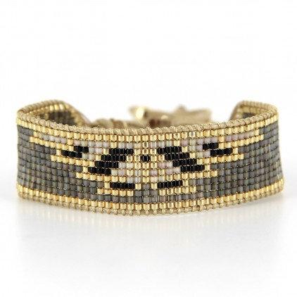 Bracelet (27) perles de Miyuki