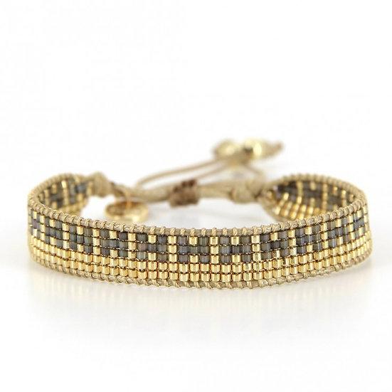 Bracelet (37) perles de Miyuki