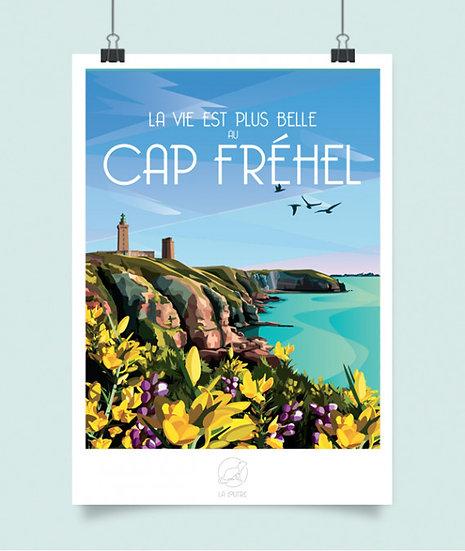 AFFICHE CAP FREHEL