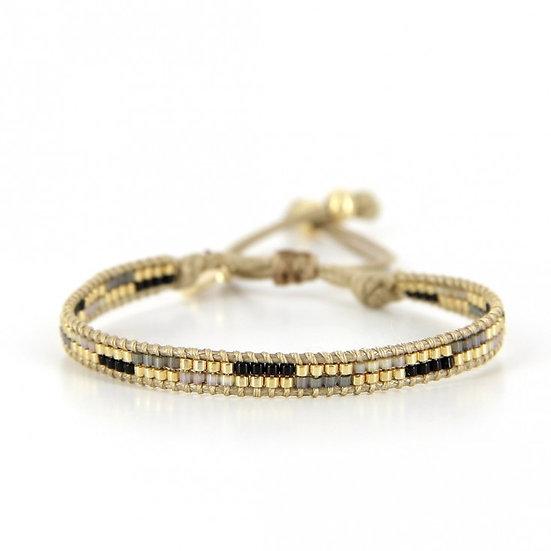 Bracelet (41) perles de Miyuki