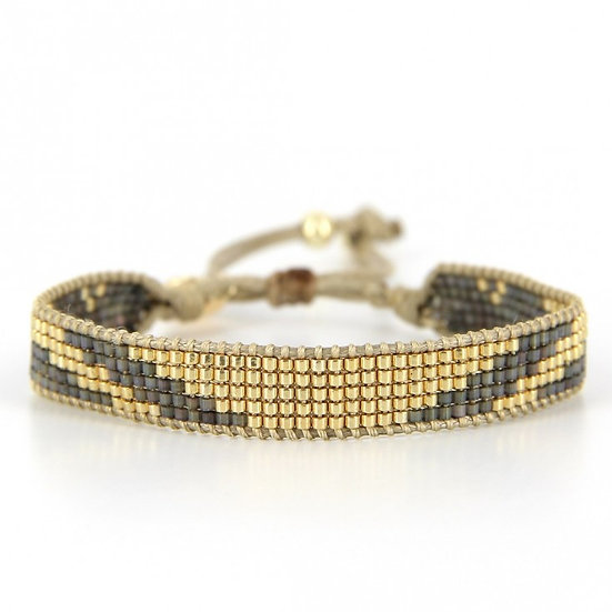 Bracelet (32) perles de Miyuki