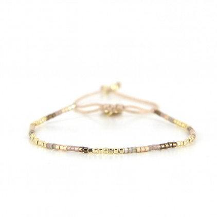 Bracelet (11) perles de Miyuki