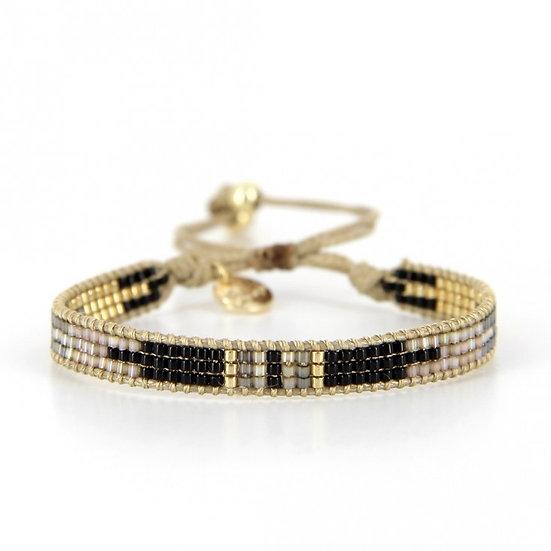 Bracelet (39) perles de Miyuki