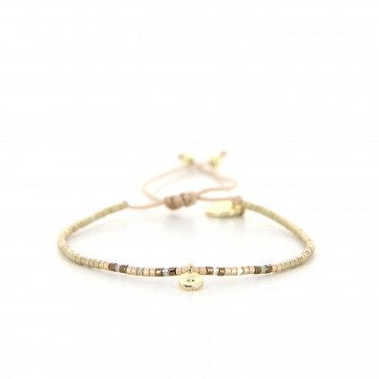 Bracelet (5) perles de Miyuki