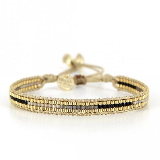 Bracelet (46) perles de Miyuki