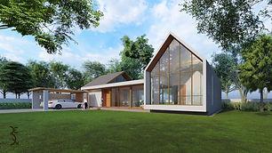 Large Single House