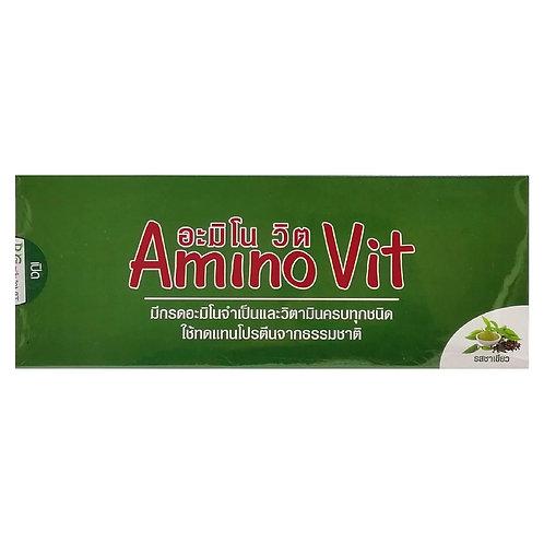 ฺBC Amino Vit บีซี อะมิโน วิต (รสชาเขียว)