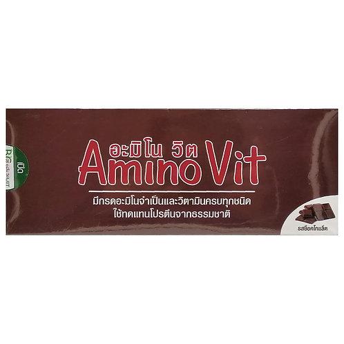 ฺBC Amino Vit บีซี อะมิโน วิต (รสช็อกโกแลต)