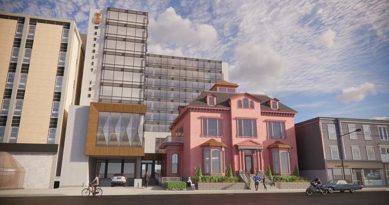 An historic hotel reimagined