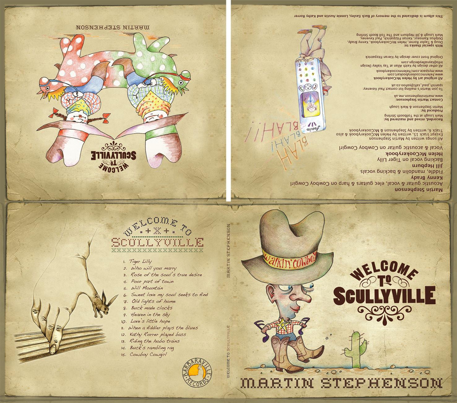 Martin-Stephenson-Album