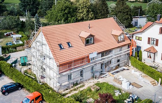 DJI Rauracie Courfaivre Teepee Real Estate