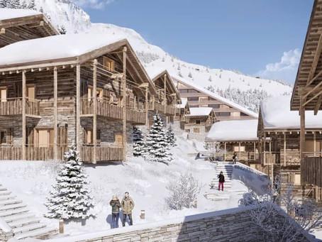 Les Résidences Guernerés sur les hauts de Grimentz, trésor alpin suisse