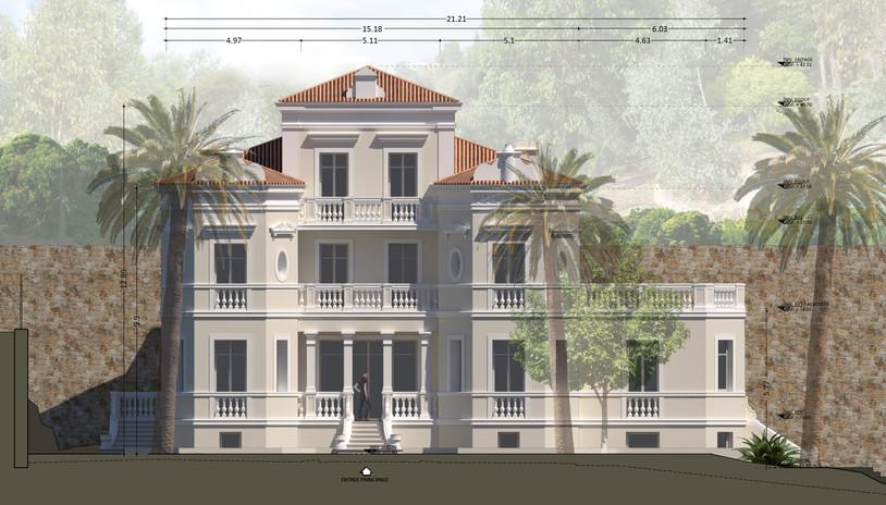 Villa Vallauris Teepee