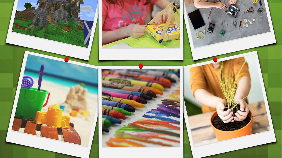 Virtual Summer Juniors programs (July 26-30)