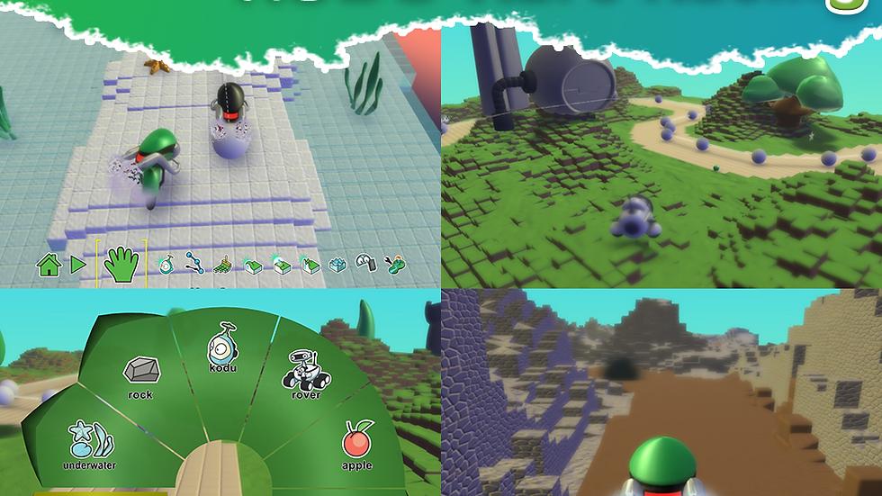 3D Video Game Design - Kodu Kart Racing (8-14 years) Flex program