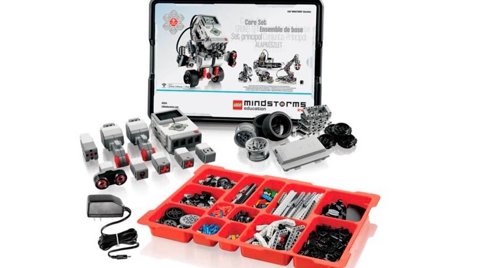 LEGO Mindstorms EV3 Robotics Core Set (Opened)