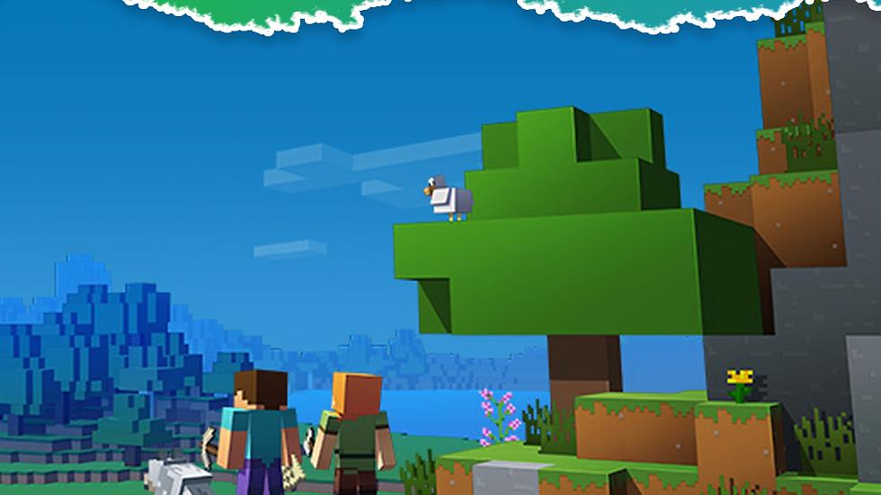 Build with Minecraft (8-14 years) Flex program