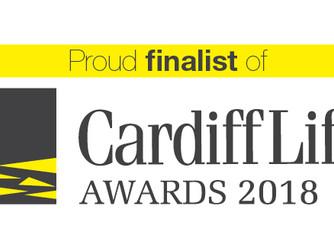 Cardiff Life Awards 2018