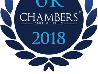 Chambers & Partners 2018 Guide