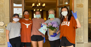 OGT Longhorns Advocate for Mental Health in Elder Communities