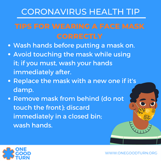 Tips for Wearing a Face Mask Correctly.p