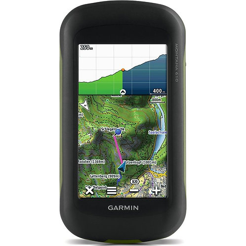 GPS MONTANA 610 $ 335.900 + IVA.