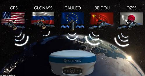 GNSS RTK STONEX S900A