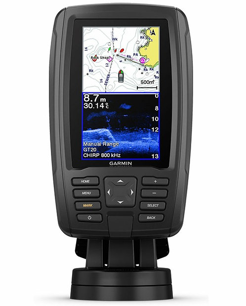 GPS ECHOMAP 42CV PLUS CON TRANSDUCTOR $ 209.900 + IVA.
