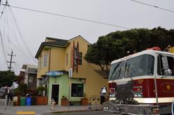 (6) Fire Truck at Java Beach - Office Photo.JPG