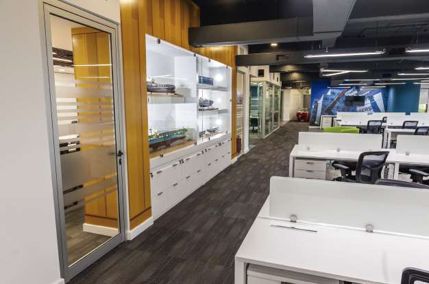 Oficinas Maersk / SeaLand Guatemala