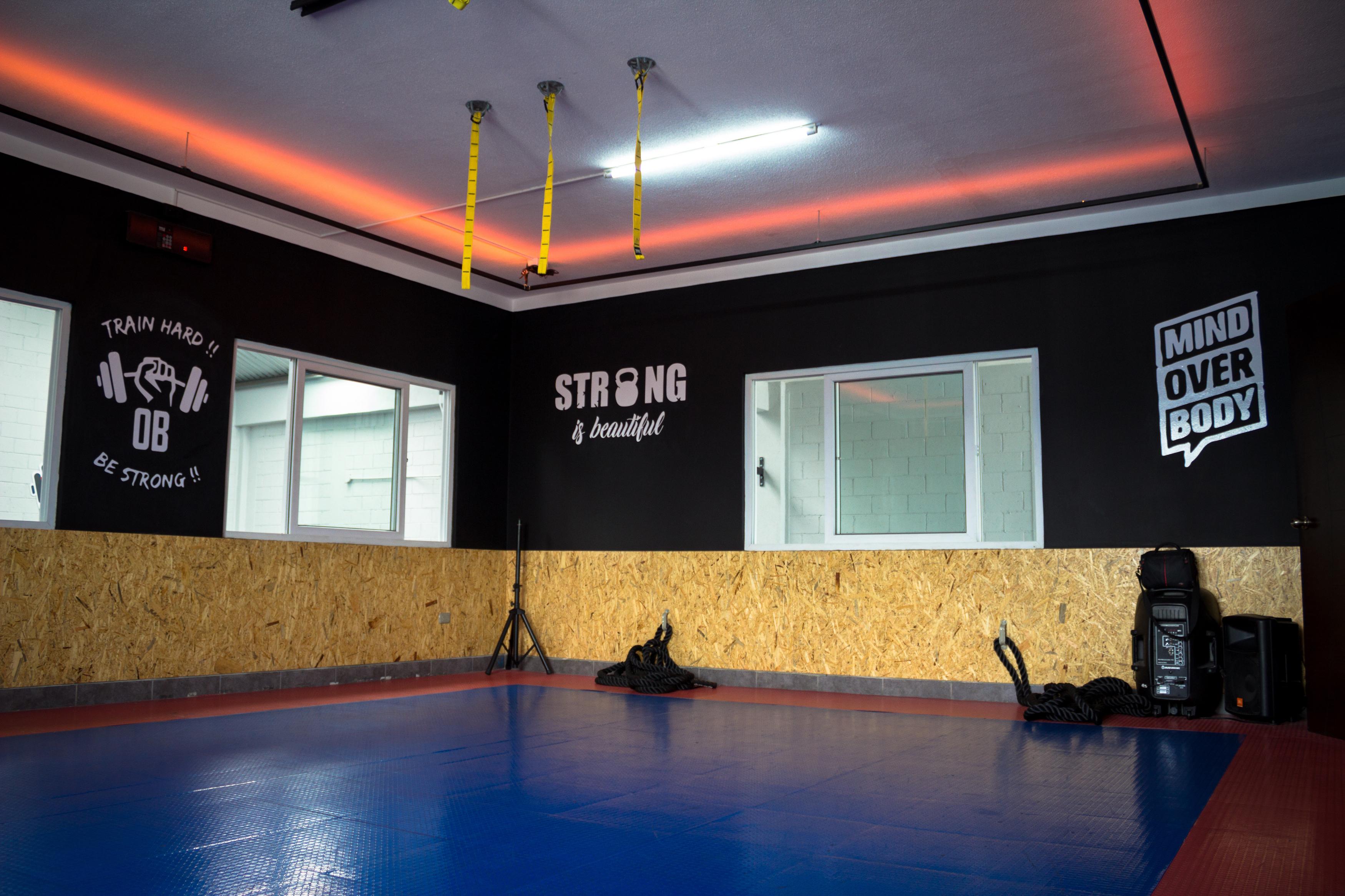 Área de ejercicios varios
